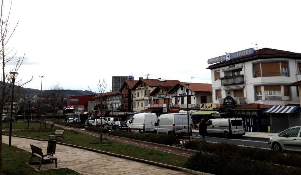 Pensión Europa y Hotel Aitana