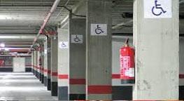 Pensión Europa Servici de parking