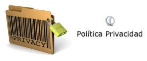 Política de privacidad en Pensíon Europa